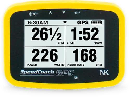 NK SpeedCoach GPS Classic Screen