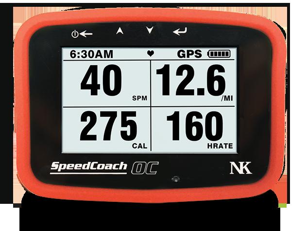 NK's SpeedCoach OC 2